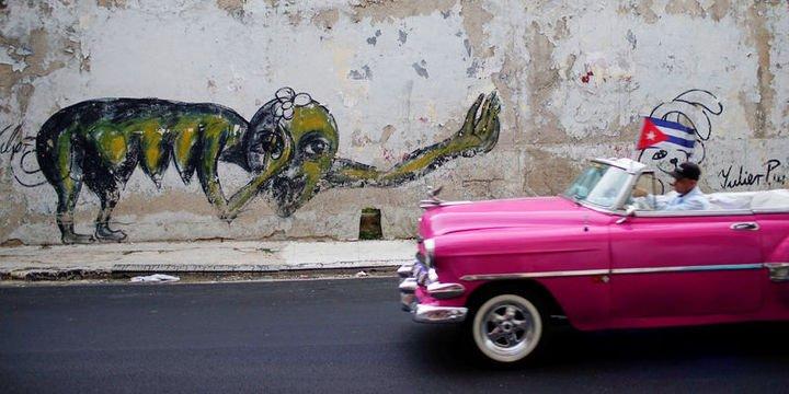 ABD vatandaşlarını Küba