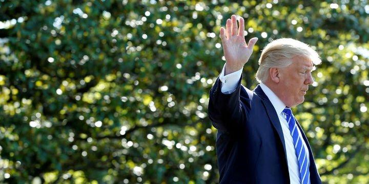 Trump Asya turuna çıkıyor