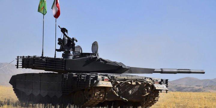 İran IKBY sınırına tank ve top konuşlandırdı