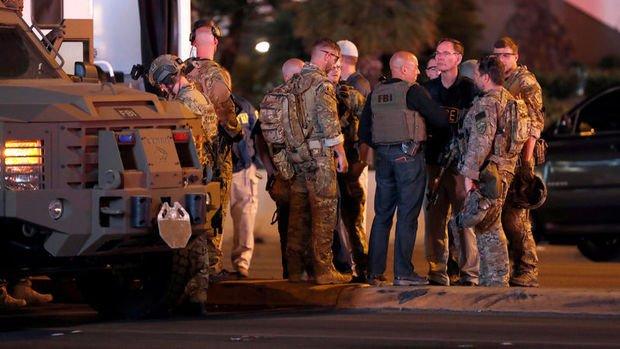FBI: Las Vegas saldırganının DEAŞ ile bağlantısı yok