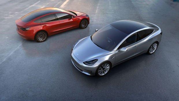 Tesla Model 3'ten sadece 260 adet üretebildi