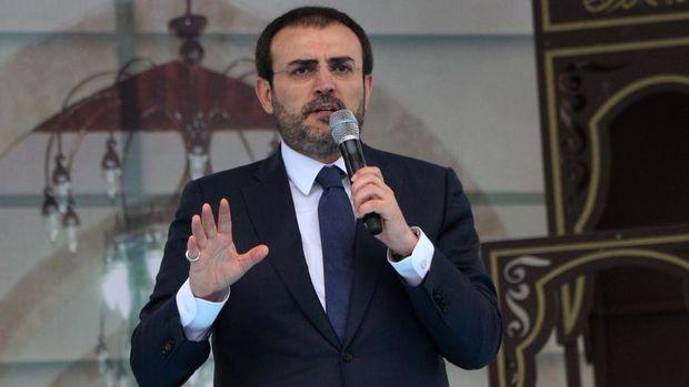AK Parti/Ünal: 2019'da Ankara ve İstanbul'da sorun istemiyoruz