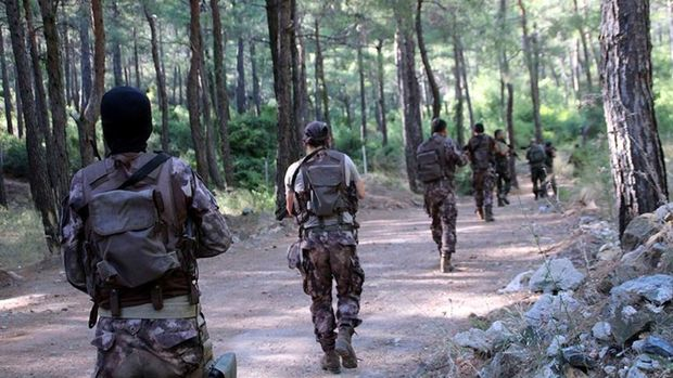 Muğla'da çatışma: 5 terörist etkisiz hale getirildi