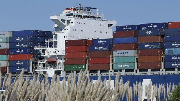 ABD'de dış ticaret açığı 11 ayın en düşük seviyesinde