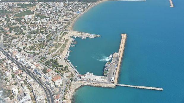 Mersin Taşucu Limanı için en yüksek teklif Metal Yapı Konut'tan