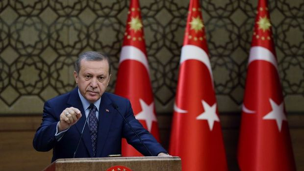 Erdoğan'dan IKBY'ye: Hava sahaları da kapatılacak