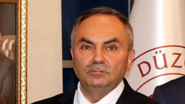Düzce Belediye Başkanı Ay görevi devraldı