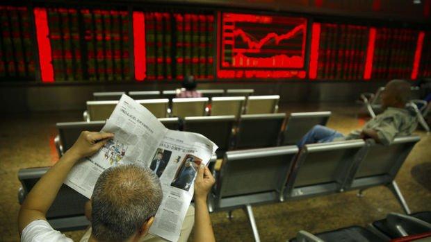 Gelişen piyasalar TL'deki düşüşe rağmen Çin'le destek buldu