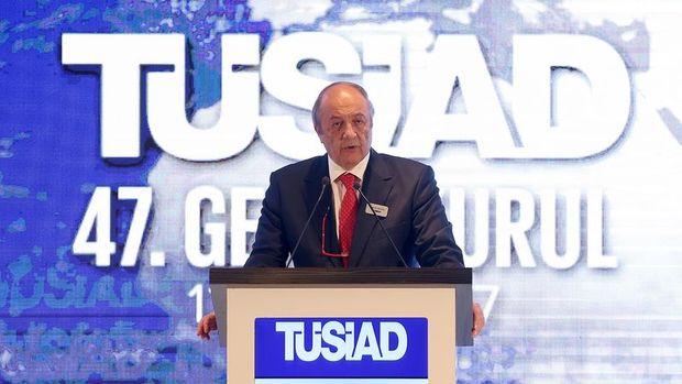 TÜSİAD/Özilhan: ABD ile gerilim endişe verici, ilişkiler normalleşmeli