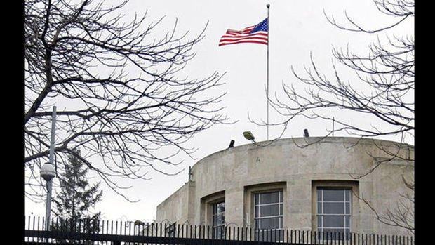 ABD Başkonsolosluğu'nda vize randevusu olanlar içeri alınmadı