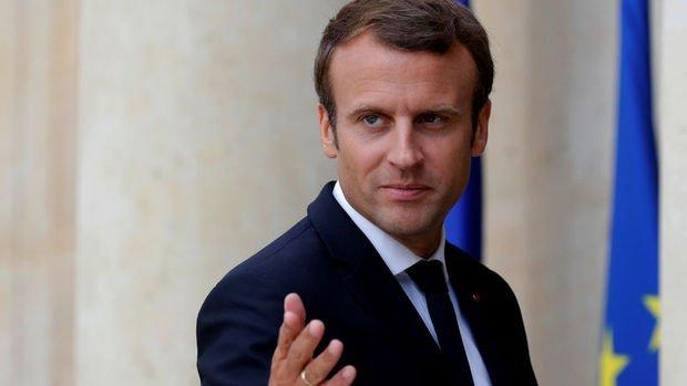 Macron Katalonya için AB'nin arabuluculuk yapmamasını istedi