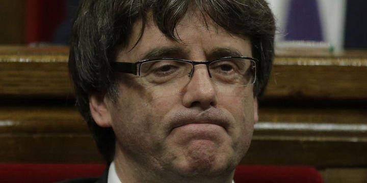 Katalonya lideri: Bağımsızlık ilanını askıya alıyorum