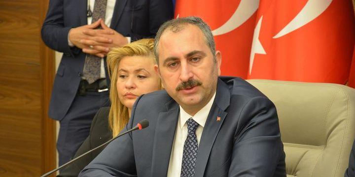 Adalet Bakanı Gül: Metin Topuz yarın avukatıyla görüşecek