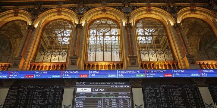 Avrupa hisseleri haftanın son işlem gününde yükseldi