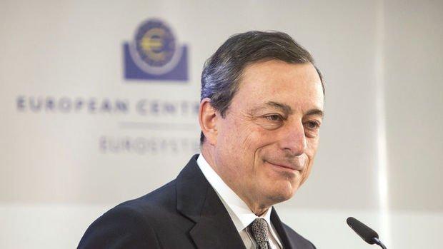 Draghi: AMB enflasyon konusunda güven duyuyor
