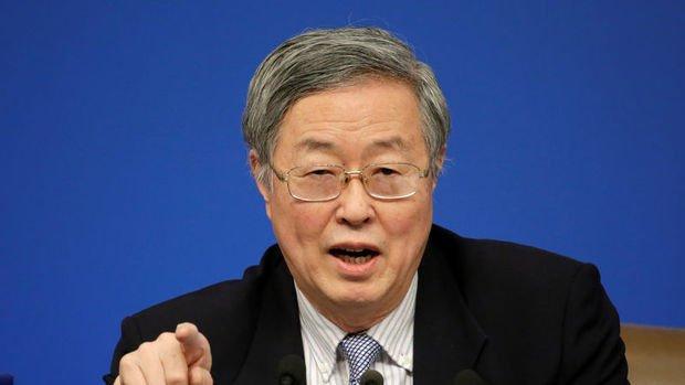 PBOC/Zhou: Çin'in yüzde 6.9'luk büyümesi sürebilir