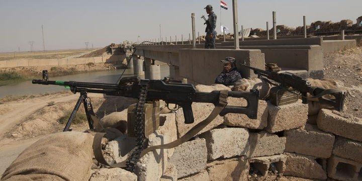 Irak güvenlik güçleri Kerkük