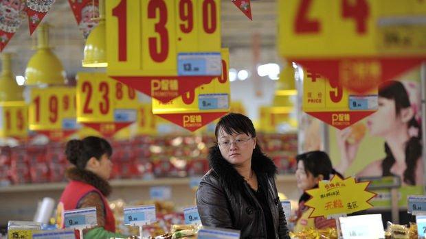 Çin'de çekirdek enflasyon 6 yılın zirvesini gördü