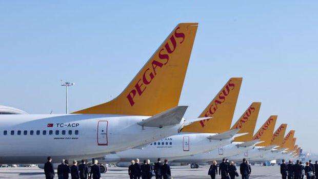 Pegasus 9 ayda 20,8 milyon yolcu taşıdı