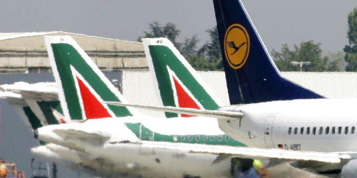 Alitalia için Lufthansa 500 milyon euro teklif etti