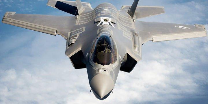 F-35 savaş uçağı verileri hacklendi