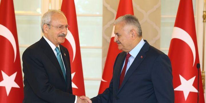 Yıldırım Kılıçdaroğlu ile görüşecek