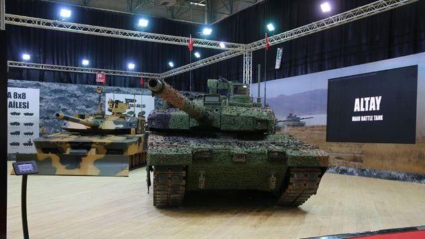 Altay tankına yerli motor için yeni ihale