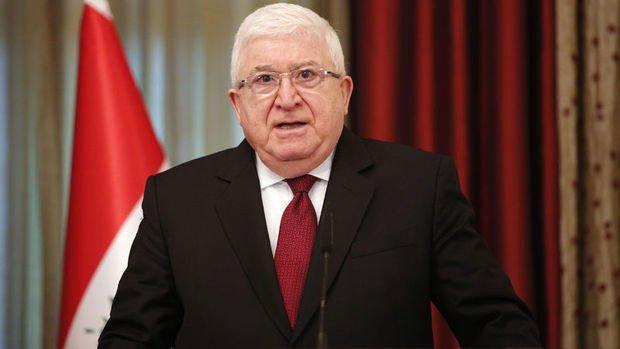 Irak Cumhurbaşkanı: Bağdat-Erbil krizi referandumdan doğdu
