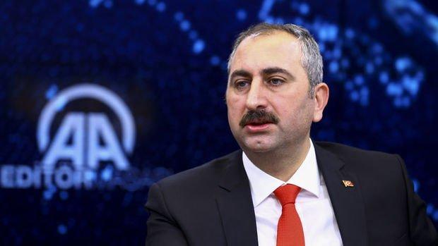 Adalet Bakanı Gül: ABD'nin bazı talepleri karşılandı