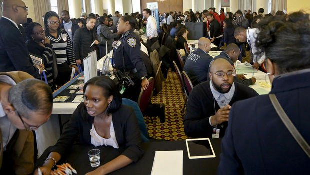 ABD'de işsizlik maaşı başvuruları 1973'ten beri en düşük seviyede