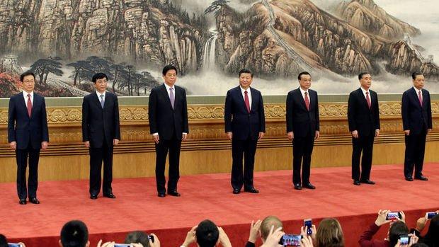 Çin'de Şi ikinci dönemde devam edecek