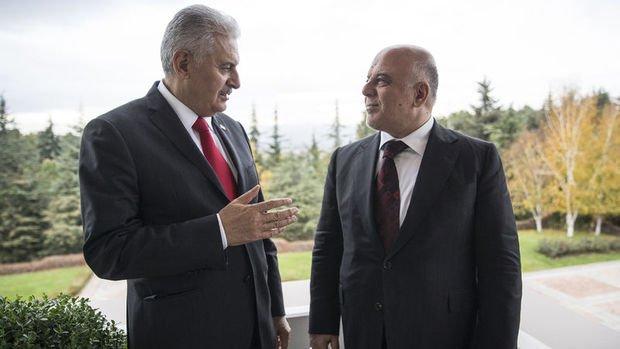 Yıldırım: Türkiye Irak'ın toprak bütünlüğünün mutlak savunucusudur