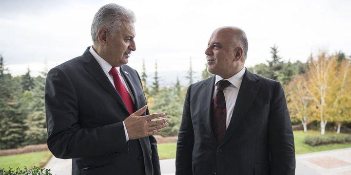 Yıldırım: Türkiye Irak