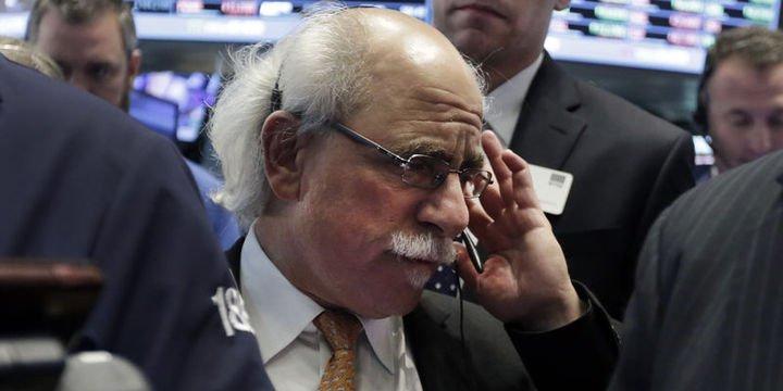 Küresel Piyasalar: ABD hisseleri dolarla beraber düştü, euro yükseldi