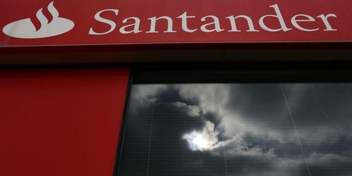 Santander 3. çeyrekte beklentinin altında net kar elde etti