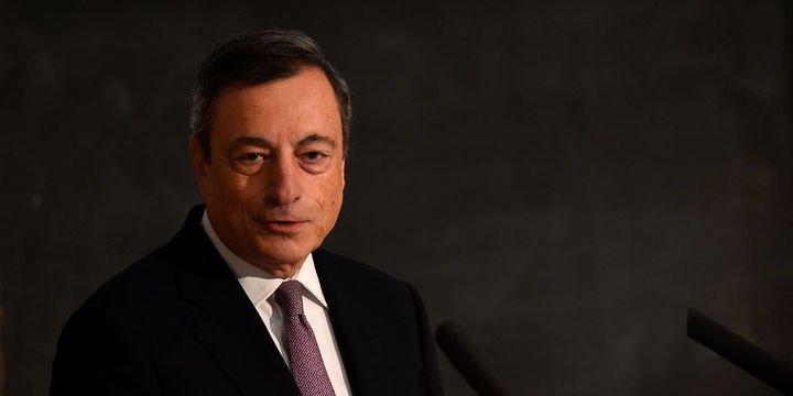 """AMB enflasyonda hızlanma beklerken Draghi """"yumuşak iniş"""" arayışında"""