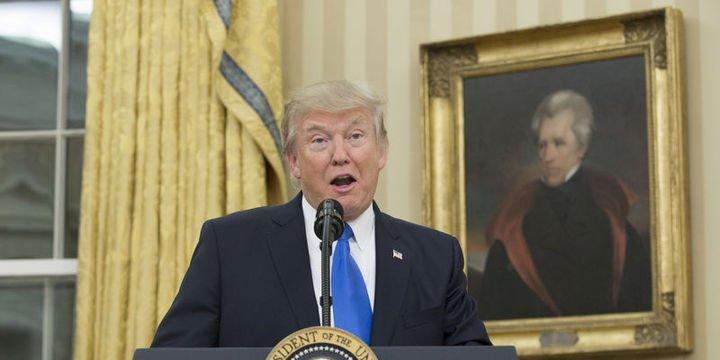 Trump: Medya beni kaba gösteriyor