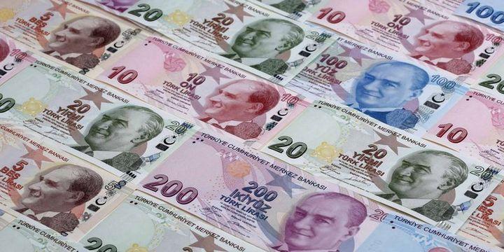 Türkiye 10 yıllıklarının faizi % 11.99 ile rekor kırdı