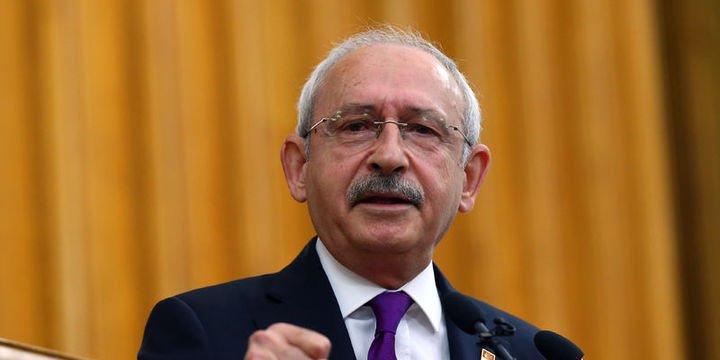 """Kılıçdaroğlu: Açık ve net """"hodri meydan"""" diyorum"""