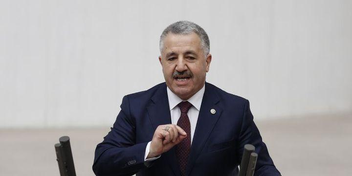 Arslan: Marmaray ile 4 yılda 226 milyon yolcu taşıdık