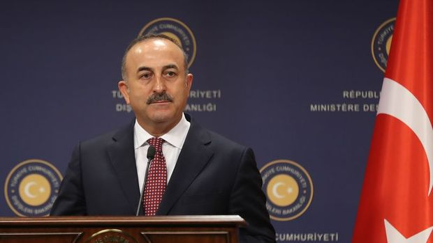 Çavuşoğlu'ndan Barzani açıklaması: Kararı kendisi verir