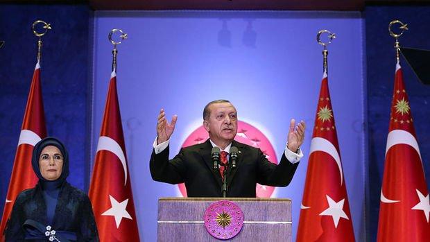 Erdoğan: Büyüme yıl sonunda yüzde 7'yi bulur