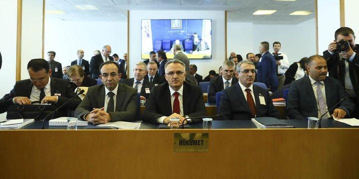Cumhurbaşkanlığı ve Başbakanlık ile bağlı kuruluşlarının bütçe görüşmelerine başlandı