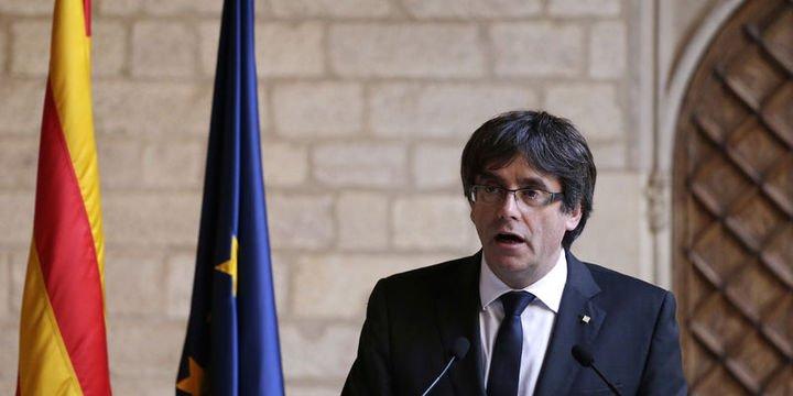 Eski Katalan lider İspanya