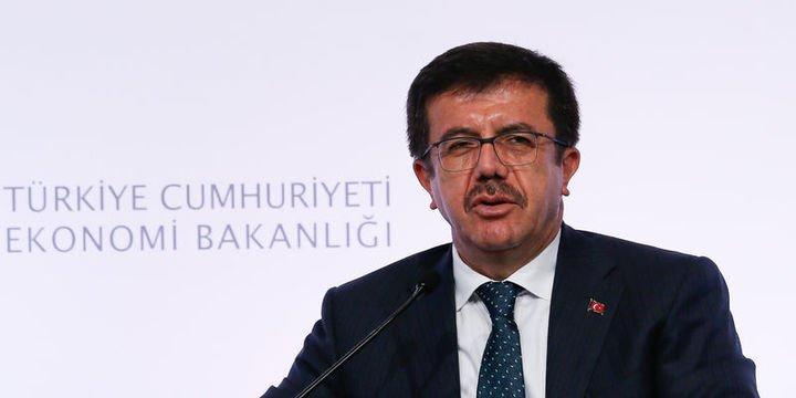 Zeybekci:KKTC ile ticaretin tamamını Türk lirasıyla yapabiliriz