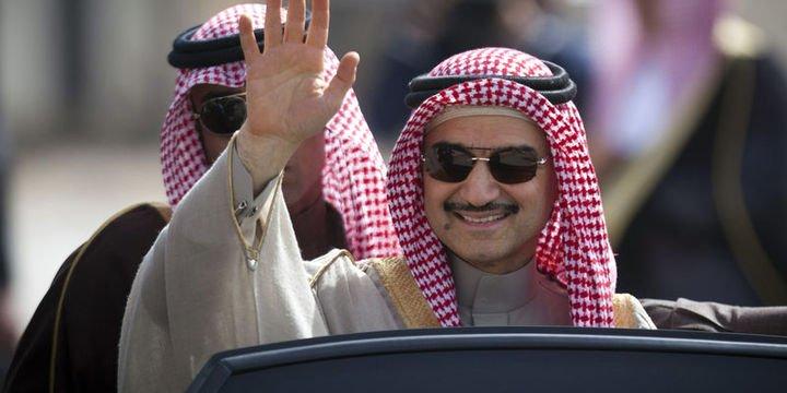 Suudi prens Alwaleed bin Talal