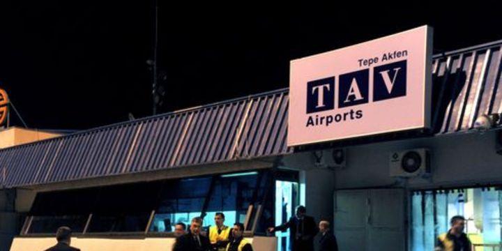 TAV Havalimanları yolcu sayısı Ekim