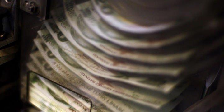 Hazine nakit dengesi 4.50 milyar lira açık verdi