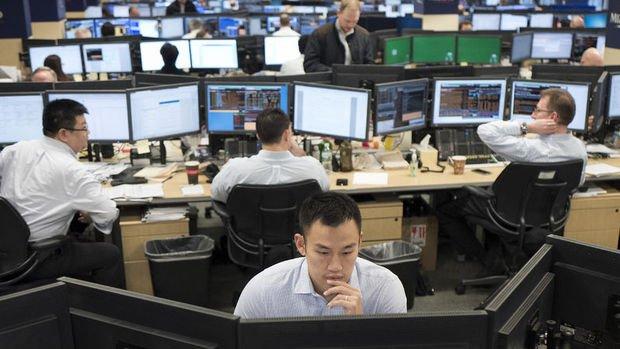 Küresel piyasalar: Dolar Trump'ın Çin açıklamaları ile düştü, hisseler geriledi