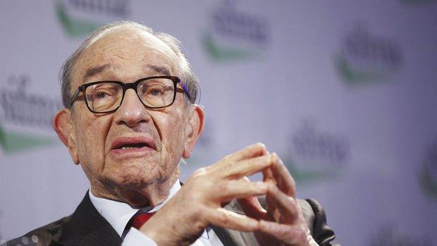 Greenspan: Vergilerde şimdi sert indirim ekonomik hata